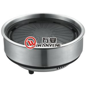 High power, fast heating, baking pan, one-piece pan, anti-stick layer, non-stick bottom
