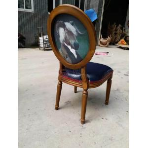 2065 solid wood chair
