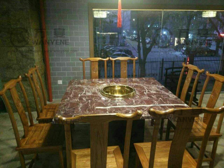 tips for picking hotpot table