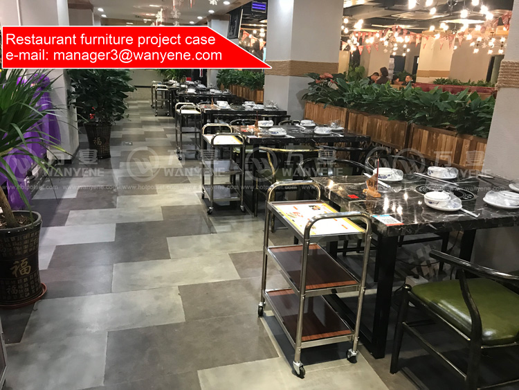 hotpot restaurant furniture